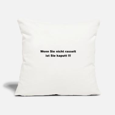 996 If they do not rattle ... - Pillowcase 17,3'' x 17,3'' (45 x 45 cm)