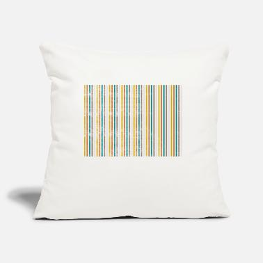 Strip strip - Pillowcase 17,3'' x 17,3'' (45 x 45 cm)