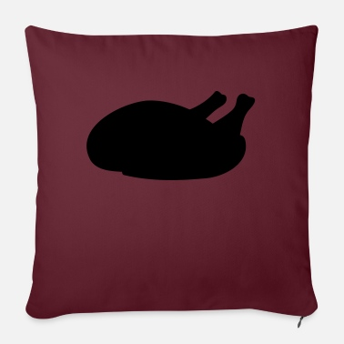 Roast Roast Turkey - Pillowcase 17,3'' x 17,3'' (45 x 45 cm)