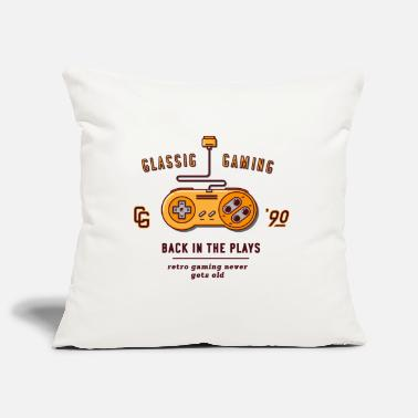 Gaming Collection classic gaming - Pillowcase 17,3'' x 17,3'' (45 x 45 cm)