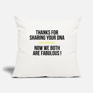 Father's Day - Pillowcase 17,3'' x 17,3'' (45 x 45 cm)