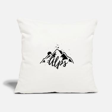 Alps Alps - Pillowcase 17,3'' x 17,3'' (45 x 45 cm)
