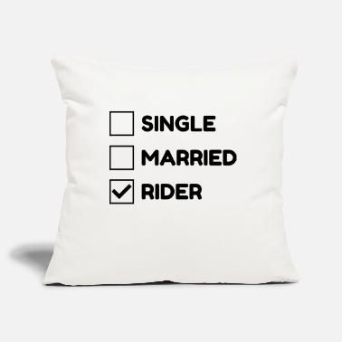 Gallop Riding Horse Rider Equestrianism Equitation - Pillowcase 17,3'' x 17,3'' (45 x 45 cm)