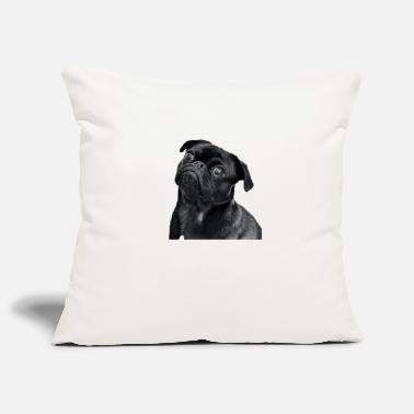 Doggie School doggy dog - Pillowcase 17,3'' x 17,3'' (45 x 45 cm)