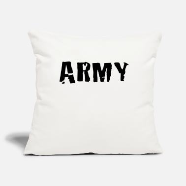 Army army - Housse de coussin