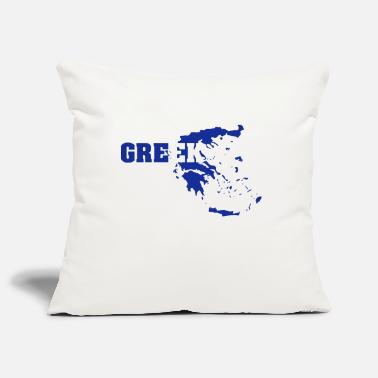 Olympus Greek (ID: 002004) - Pillowcase 17,3'' x 17,3'' (45 x 45 cm)