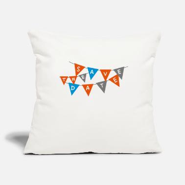 Pennant pennant - Pillowcase 17,3'' x 17,3'' (45 x 45 cm)