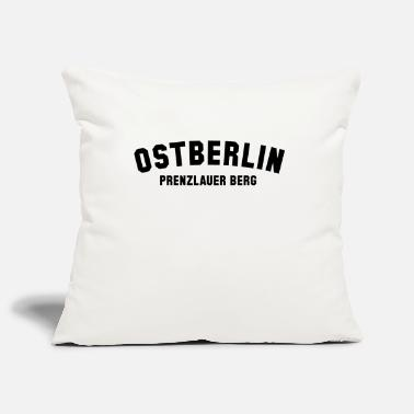 Ostberlin PRENZLAUER BERG - Pillowcase 17,3'' x 17,3'' (45 x 45 cm)