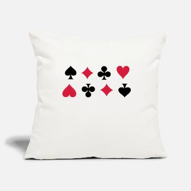Cards Card Suits - Housse de coussin