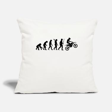Darwin MOTORCYCLE EVOLUTION - Pillowcase 17,3'' x 17,3'' (45 x 45 cm)