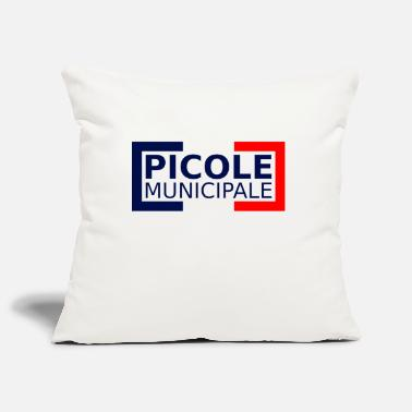 Gendarmerie picole municipale - Pillowcase 17,3'' x 17,3'' (45 x 45 cm)