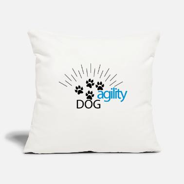 Agility agility - Pillowcase 17,3'' x 17,3'' (45 x 45 cm)