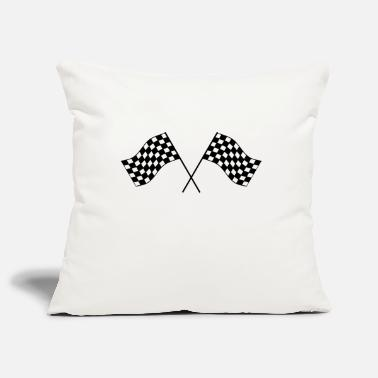 Race Car car racing car racing - Pillowcase 17,3'' x 17,3'' (45 x 45 cm)
