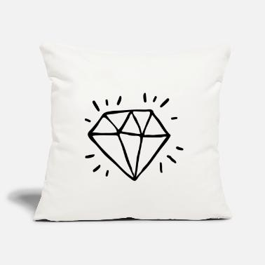 diamond - Pillowcase 17,3'' x 17,3'' (45 x 45 cm)