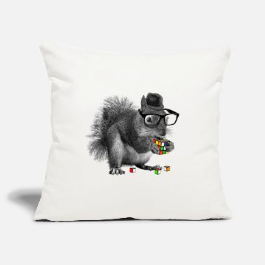 Rubik's Squirrel - Pillowcase 17,3'' x 17,3'' (45 x 45 cm)