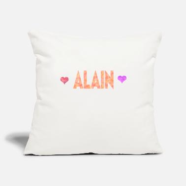 Alain Alain - Pillowcase 17,3'' x 17,3'' (45 x 45 cm)