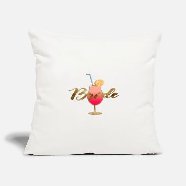 Coctail Customizable Coctail Team Bride 1 - Pillowcase 17,3'' x 17,3'' (45 x 45 cm)