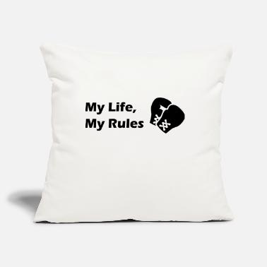My Life My Rules - Boxen - Copricuscino