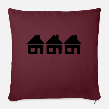 Neighborhood Neighborhood - Pillowcase 17,3'' x 17,3'' (45 x 45 cm)