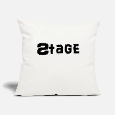 Stage Stage - Pillowcase 17,3'' x 17,3'' (45 x 45 cm)