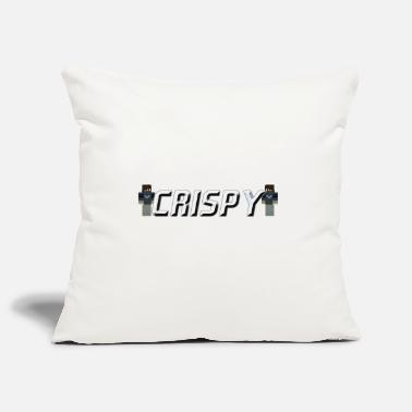 Crispy CRISPY - Pillowcase 17,3'' x 17,3'' (45 x 45 cm)