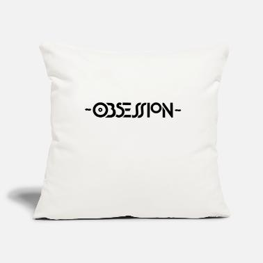 Obsession Obsession Logo - Pillowcase 17,3'' x 17,3'' (45 x 45 cm)