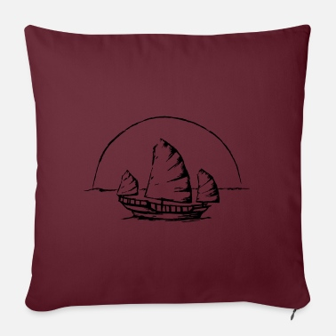 Asian Ship Asian - Pillowcase 17,3'' x 17,3'' (45 x 45 cm)