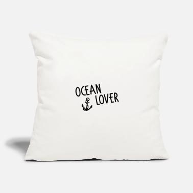 Ocean lover - Pillowcase 17,3'' x 17,3'' (45 x 45 cm)
