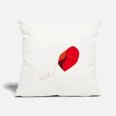Collection Broken heart - Pillowcase 17,3'' x 17,3'' (45 x 45 cm)