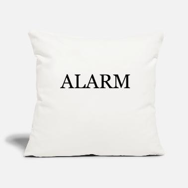 Alarm alarm - Pillowcase 17,3'' x 17,3'' (45 x 45 cm)