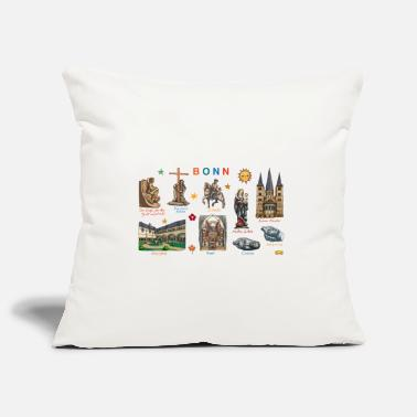 Bonn Bonn - Pillowcase 17,3'' x 17,3'' (45 x 45 cm)