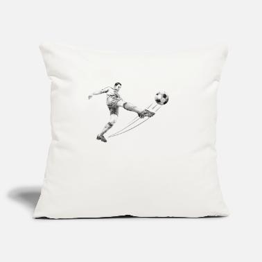 Soccer Player soccer player - Pillowcase 17,3'' x 17,3'' (45 x 45 cm)