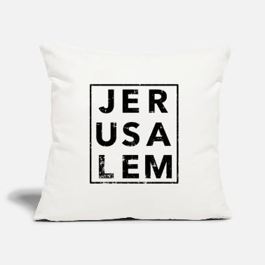 Jerusalem Jerusalem - Pillowcase 17,3'' x 17,3'' (45 x 45 cm)
