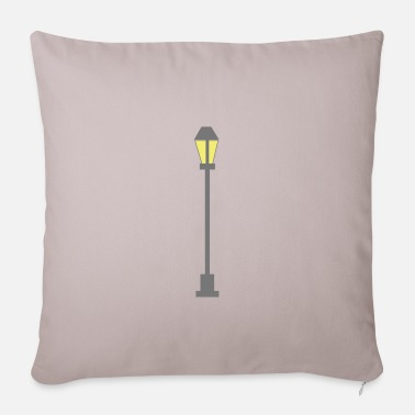 Street lamp - Pillowcase 17,3'' x 17,3'' (45 x 45 cm)