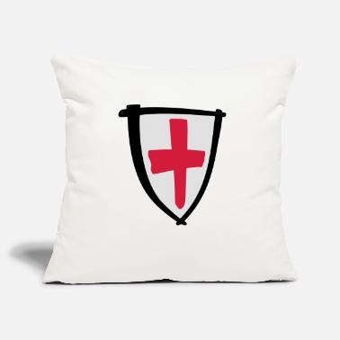 ENGLANDbadgenewsmall - Pillowcase 17,3'' x 17,3'' (45 x 45 cm)