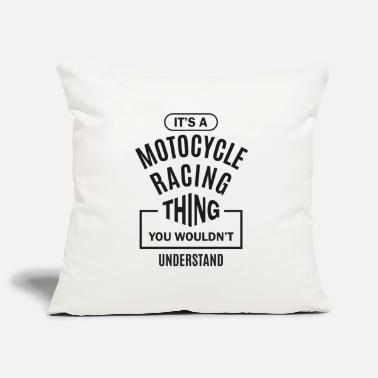 Motocycle Motocycle Racing Thing - Pillowcase 17,3'' x 17,3'' (45 x 45 cm)