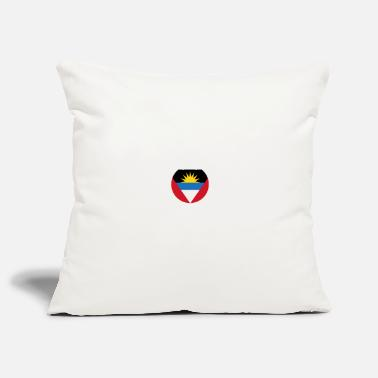 I AM GENIUS CLEVER BRILLIANT ANTIGUA BARBUDA - Pillowcase 17,3'' x 17,3'' (45 x 45 cm)