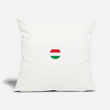 I AM GENIUS CLEVER BRILLIANT HUNGARY - Pillowcase 17,3'' x 17,3'' (45 x 45 cm)