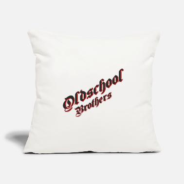 Brothers Brothers brother - Pillowcase 17,3'' x 17,3'' (45 x 45 cm)