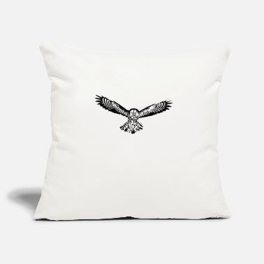 Beak owl - Pillowcase 17,3'' x 17,3'' (45 x 45 cm)