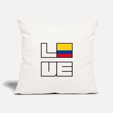 Love home roots Roots Colombia - Pillowcase 17,3'' x 17,3'' (45 x 45 cm)