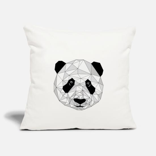 Panda Face Toddler Size Pillowcase