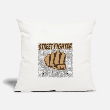 Fighter street fighters - Pillowcase 17,3'' x 17,3'' (45 x 45 cm)