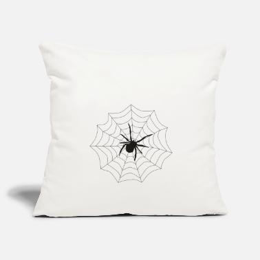 Web Spider web - Pillowcase 17,3'' x 17,3'' (45 x 45 cm)
