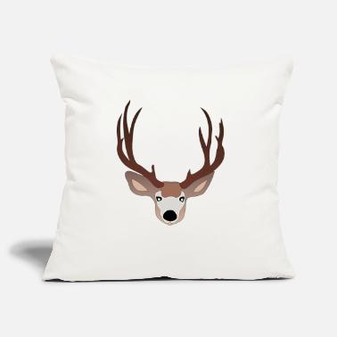 Deer Hunter Deer deer hunter nature - Pillowcase 17,3'' x 17,3'' (45 x 45 cm)