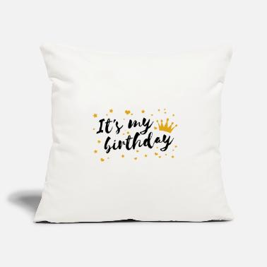 Birthday Saying Birthday saying statement Birthday saying - Pillowcase 17,3'' x 17,3'' (45 x 45 cm)