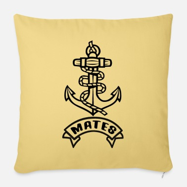 Mate MATES - Pillowcase 17,3'' x 17,3'' (45 x 45 cm)