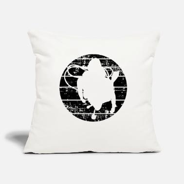Diving Mask Diver Diving Mask Diving Knife - Pillowcase 17,3'' x 17,3'' (45 x 45 cm)
