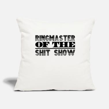 Spoke Genie Ringmaster Shit Show - Pillowcase 17,3'' x 17,3'' (45 x 45 cm)