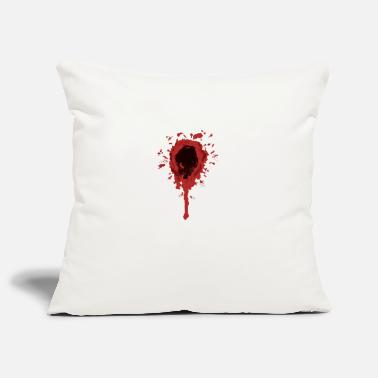 Wounded wound - Pillowcase 17,3'' x 17,3'' (45 x 45 cm)